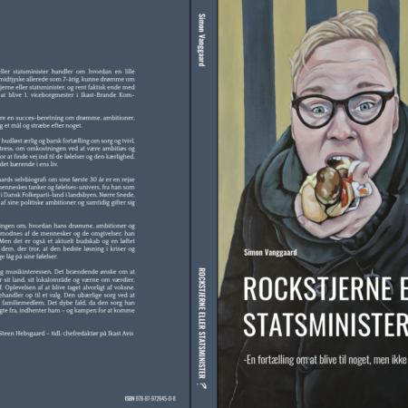 Rockstjerne eller statsminiser - e-bog