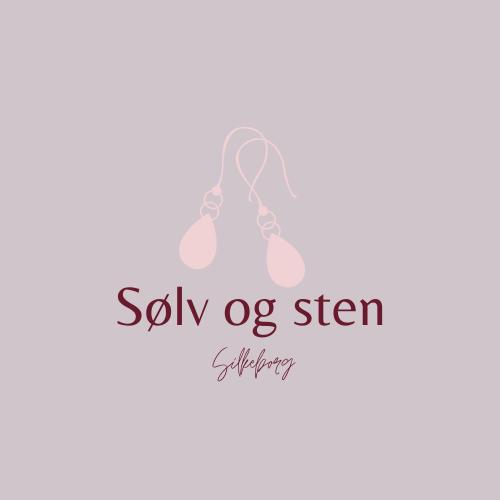 Sølv og sten logo